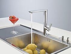 Modern Kitchen Interiors, Kitchen Equipment, Wooden Kitchen, Sink, Inspiration, Home Decor, Decoration, Search, Ideas