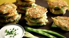 You'll find the ultimate Anna Olson Green Bean Griddle Cakes recipe and even more incredible feasts waiting to be devoured right here on Food Network UK.