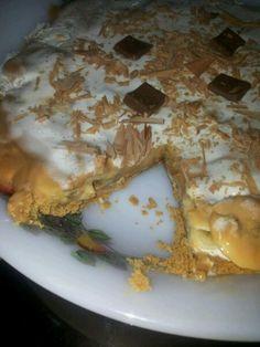 caramilised banoffie pie