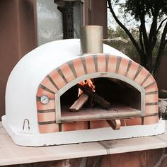 Authentic Brick Wood Fire Pizza Oven Pizzaioli – Real Pizza Ovens