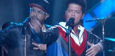 New party member! Tags: grammys bruno mars the grammys 2017 grammys