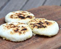All About Arepas: Traditional Hominy Arepas - Arepas de Maiz Peto