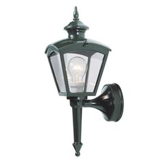 Wandlamp Cassiopeia Groen buitenverlichting Konstmide 480-600