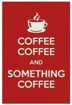 Coffee. Coffee. And something, COFFEE!! www.myjavita.com/paigescoffeenw