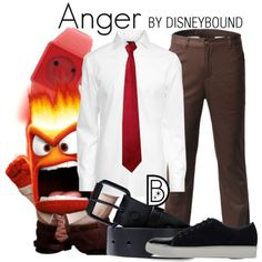 Anger by Disney Bound
