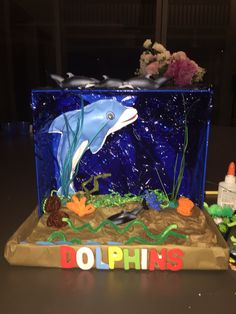 Marine Biome Out Of A Shoebox Here Is Thomas Ocean