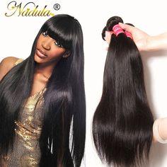 Vierge Cheveux Indiens Droite 7A Indien Vierge Cheveux 8-30 pouce Non Transformés Indien Vierge Droite Faisceau de Cheveux Pas Cher Humaine cheveux Armure