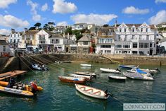 St Mawes, South Cornwall