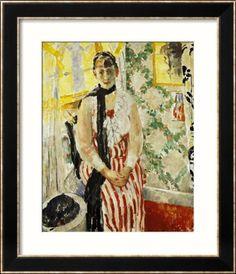 Rik Wouters, Portret van Nel Wouters, 1912
