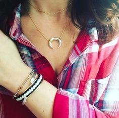 #chokers #dainty #jewellery #jewelry #stelladotstyle #fashion #layering #gold #armparty