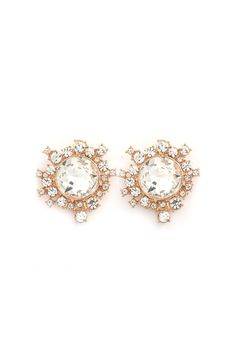 Avi Cluster Earrings