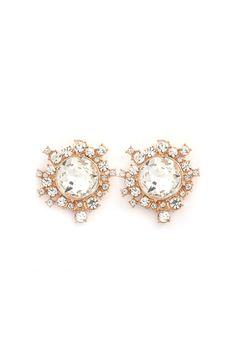 Avi Cluster Earrings