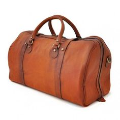 0c9626abf9 Pratesi  Perito Moreno  luggage leather duffle bag made in Italy Duffle Bag  Travel