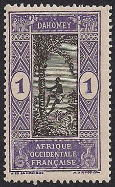 Dahomey, 1913. French West Africa (French: Afrique occidentale française, AOF) was a federation of eight French colonial territories in Africa: Mauritania, Senegal, French Sudan (now Mali), French Guinea, Côte d'Ivoire (Ivory Coast), Upper Volta (now Burkina Faso), Dahomey (now Benin) and Niger. The capital of the federation was Dakar. The federation existed from 1895 until 1960.