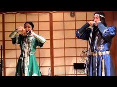 Traditional Sakha instrument Khomus - YouTube