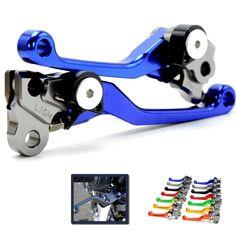 22.61$  Buy here - http://alinqz.shopchina.info/go.php?t=32809358152 - Motorcycle accessories dirt bike CNC Pivot Brake Clutch Levers for Kawasaki SHERPA 1997 1998 1999 2001 2002 2003 2004 2005 -2007  #buymethat
