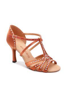 Eckse 110077 Martha / CX1S-Round-09035-Swarovski | Dancesport Fashion @ DanceShopper.com