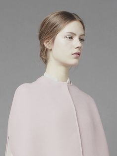 Esther Heesch for Valentino Pre-Fall 2013