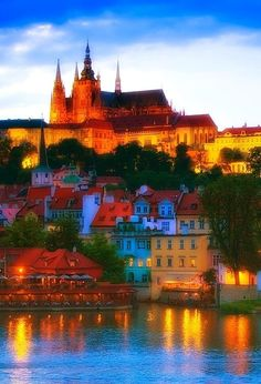 Prague Castle, Czech Republic ~......