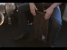Practice Pattern for Cajon Sounds