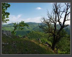 Malé Karpaty, výstup na Vysokou
