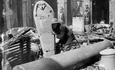 Liverpool Museum Blitz 1941