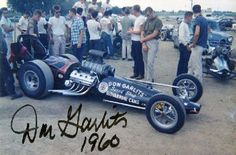 Vintage Drag Racing - Don Garlits
