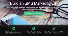 The whole world's gone mobile and now's your chance to tap into this market with our SMS Platform #mobilemarketing