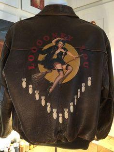 Looooney Lou - hand painted jackets