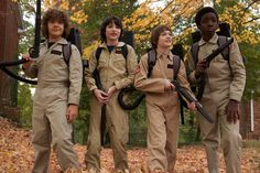Which 'Stranger Things' Character Should You Go Trick-Or-Treating With?