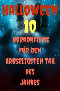 10 Horrorfilme für Halloween: Die unheimlichste Nacht des Jahres steht bevor und wir haben für euch 10 gruselig bis komische Horrorfilme herausgesucht, damit ihr gut vorbereitet in den Halloween-Abend startet. Klickt auf den Link und schaut euch unsere Horrorfilm-Liste an. #halloween #horrorfilm #film