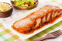 Lagarto com molho por Academia da carne Friboi