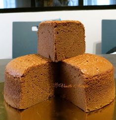 Chiffon Cake, Looks Yummy, Cornbread, Cookies, Birthday, Ethnic Recipes, Food, Millet Bread, Crack Crackers