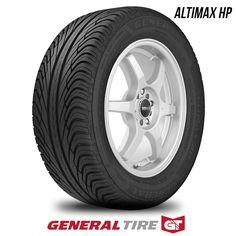 General Altimax HP 205/50R16 87H BW 205 50 16 2055016 55K Warranty