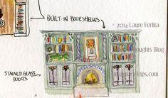 Imaginary Journal Cottage - Laure Ferlita