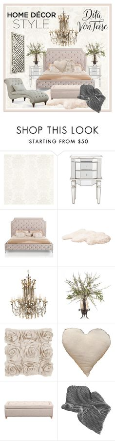 """""""Dita Von Teese: bedroom"""" by hellodollface ❤ liked on Polyvore featuring interior, interiors, interior design, home, home decor, interior decorating, Laura Ashley, Wilton, Parlor and Frontgate"""