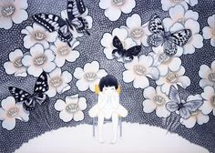 Akino Kondoh - Empty Kingdom - Art Blog