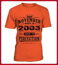 2003 November Aged To Perfection - Fotografen shirts (*Partner-Link)