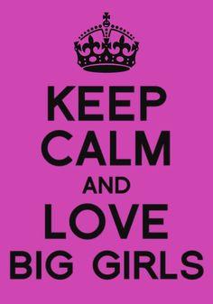 Love big girls