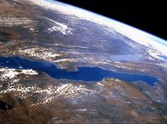 Earth from outer space... have to see this one day
