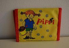 Pippi Langstrømpe lommebok NOK 50