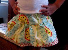 Flirty Skirt  Heather Bailey & Amy Butler by alisplace1 on Etsy, $18.00