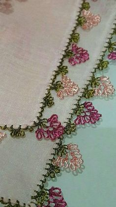 23659413_1950712098532992_7542989606810885844_n - Kadına Moda Needle Tatting, Needle Lace, Hobbies And Crafts, Diy And Crafts, Baby Sheets, Table Runner Pattern, Quilted Table Runners, Crafty Projects, Baby Knitting Patterns