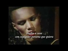 Grace Jones - I've Seen That Face Before (Libertango) (Subtítulos español)