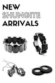 Dear friends, new brand new lines of #shungite #jewelry available on our web-site! Hurry up to check out amazing #accessories! Link in Bio ✨
