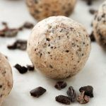 TheseChocolate Chip Cookie Dough Fat Bombs are the ultimate keto dessert! These fat bombs are low-carb, keto, gluten-free, grain-free, vegetarian, refined-sugar-free, and only 1.2g net carbs!