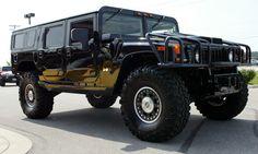 Hummer '01 H1 Wagon @ Lynch Hummer Hummer H1 Alpha, Hummer H3, American Motors, Car Wheels, Lifted Trucks, Jeep, Monster Trucks, Lynch, Dna