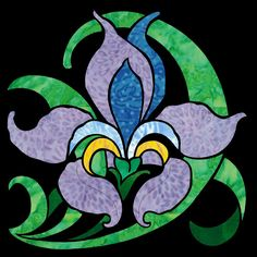 18 japanes iris