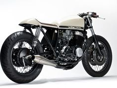 '77 Honda CB750 #MotoHangar