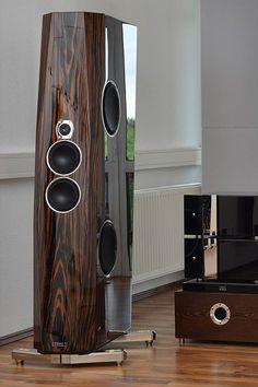 high end audio equipment for sale - Torsten Adam - High End Speakers, High End Audio, Built In Speakers, Audiophile Speakers, Hifi Audio, Audio Speakers, Floor Speakers, Audio Music, Equipment For Sale